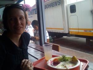 Danielle Eats Tilapia