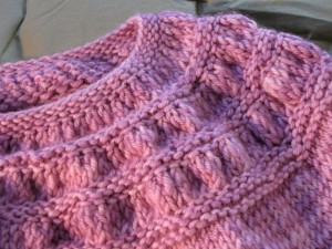 Yoke of Tea Leaves Cardigan