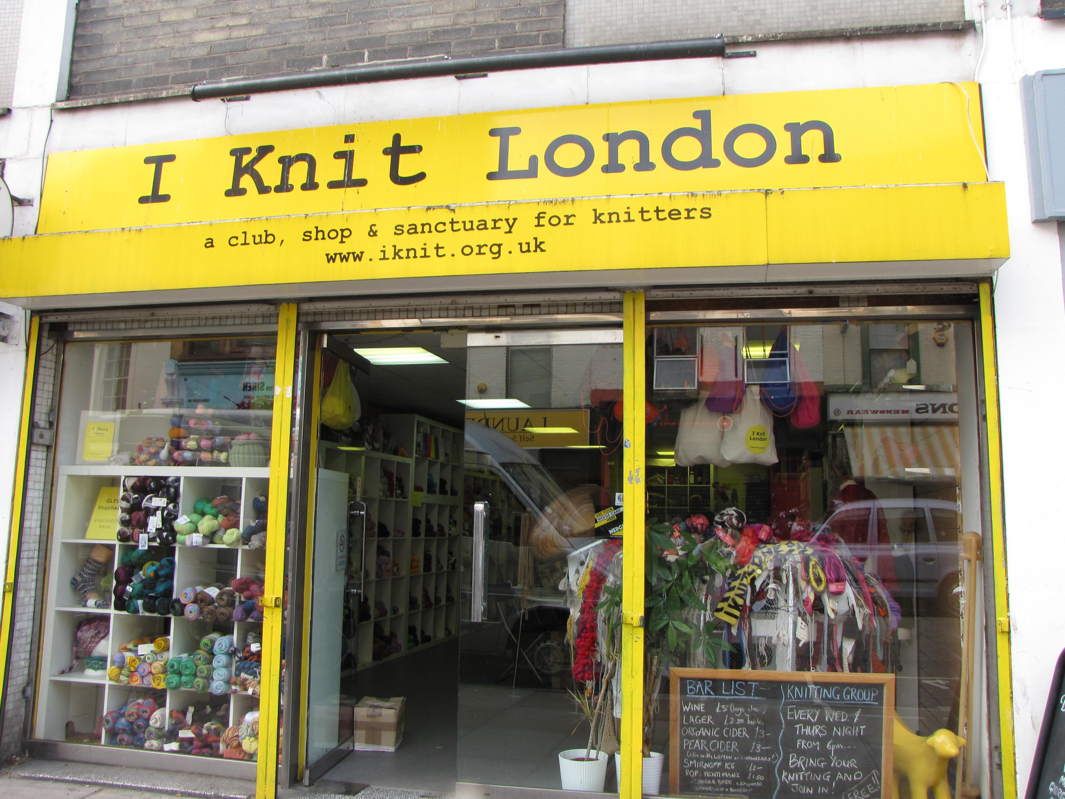 Knitting Wool Shops : london Yarn Communities I love Pinterest London