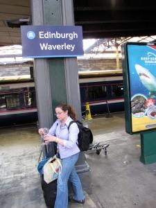 Scarf at Edinburgh