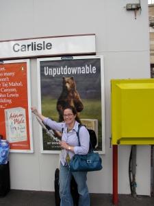 Scarf at Carlisle