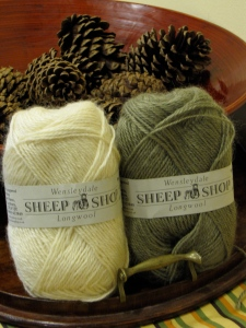 First on the Block: Wensleydale Sheep Shop Longwool