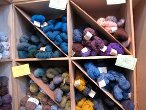 Jamieson & Smith Real Shetland Wool