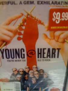 DVD: Young at Heart