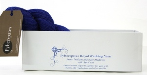 Royal Wedding Yarn