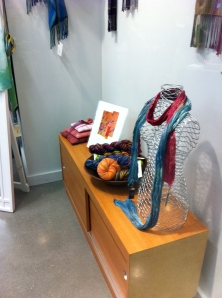 Fiber Arts Studio at VisArts of Rockville