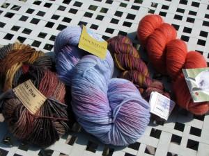 Mochi Plus, Dream in Color, Artyarns, Natural Dye Studio