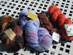 Mochi Plus, Dream in Color, Artyarns, Natural Dye Studio