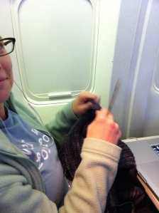 Knitting to Oxford
