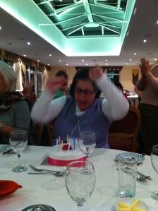 Amy Celebrates