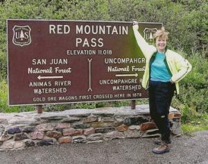 Jane Hiking