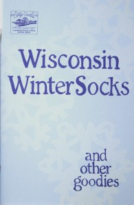 Wisconsin Winter Socks
