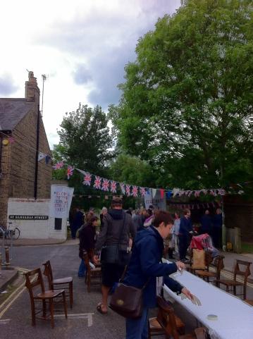 Jericho Street Party