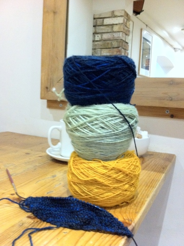 Color Affection Yarn at Jericho Cafe