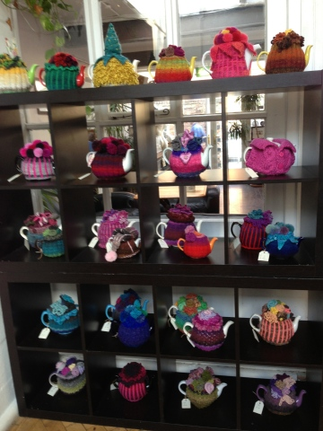 Jam Factory Tea Cozies