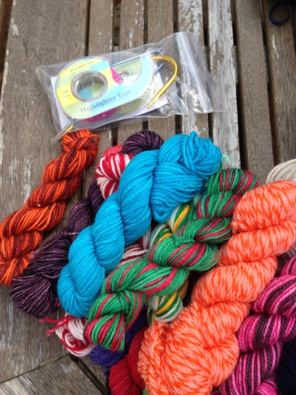 Mini Skeins I