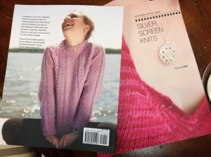 Silver Screen Knits, Volume One: Real Live Books.