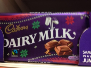 Cadbury Sweater