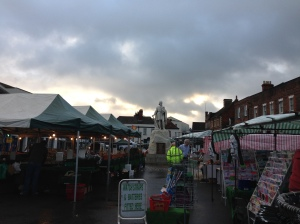 Wantage Market Place